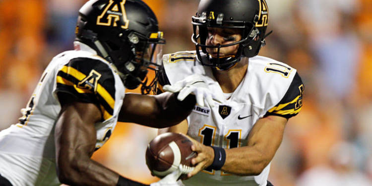 Appalachian State Football Players