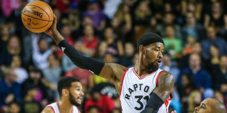 Toronto Raptors forward Terrence Ross