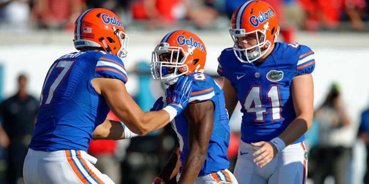 Florida-Gators PLayers