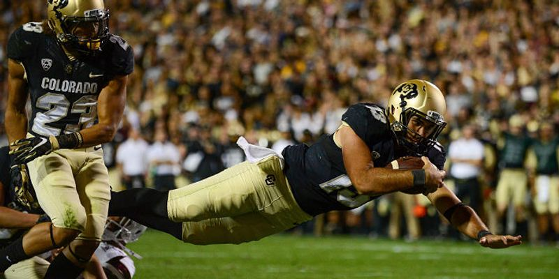 College Football Picks Ucla Colorado Prediction Tops Thursday