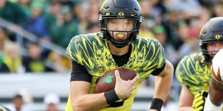 Oregon Ducks Player