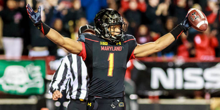Maryland Terrapins Player