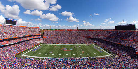 Florida Gators Stadium