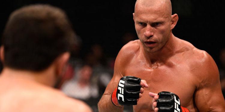 UFC contender Donald Cerrone