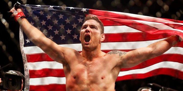 Chris Weidman UFC 205 contender