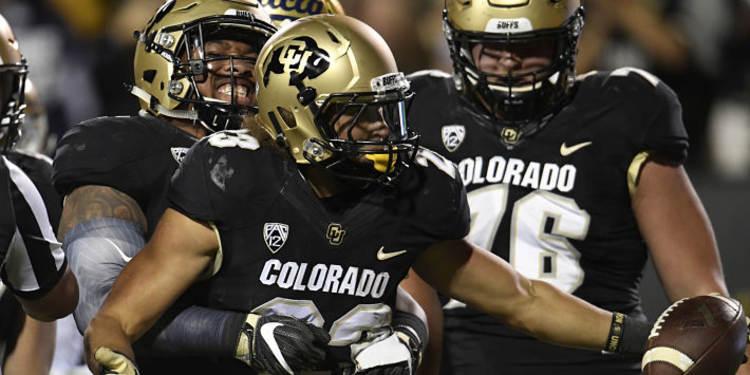 Colorado Buffaloes Celebrate