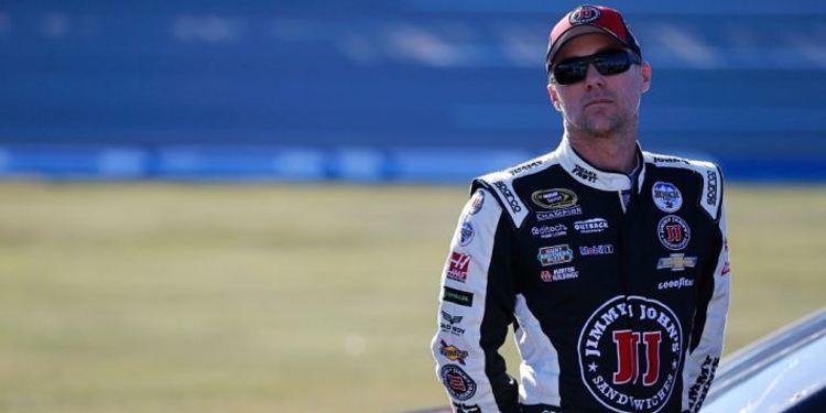 NASCAR contender Kevin Harvick