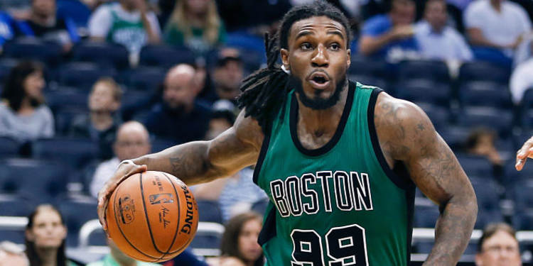 Celtics player Jae Crowder