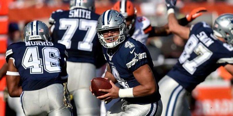 NFL Betting - Week 10 Top Parlay Plays - SBRpicks com