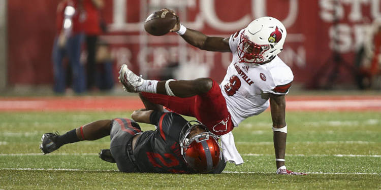 Houston vs. Louisville in week 12