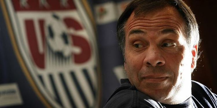 USA men's soccer team coach Bruce Arena