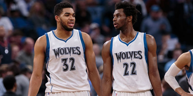 Minnesota Timberwolves Players