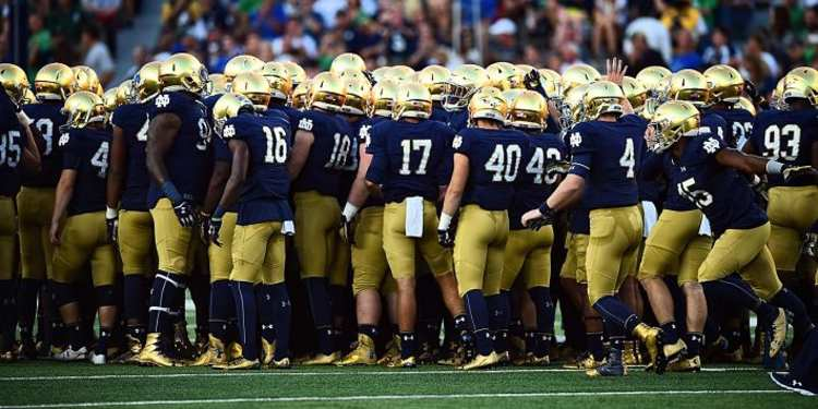 Notre Dame Fighting Irish Team