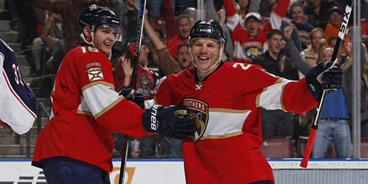 Florida Panthers Players