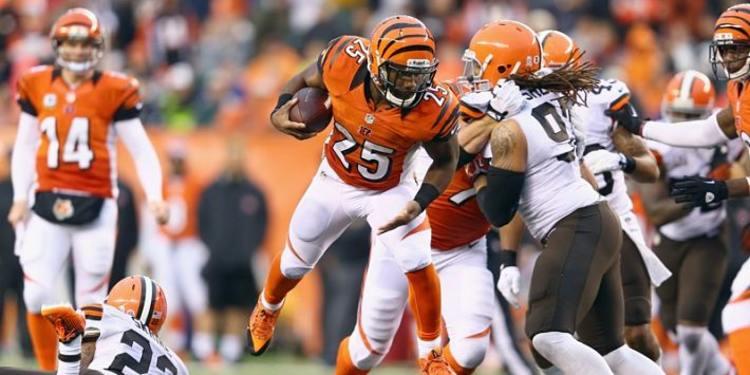 Bengals vs Browns