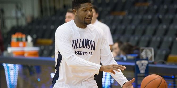 Villanova Wildcats player