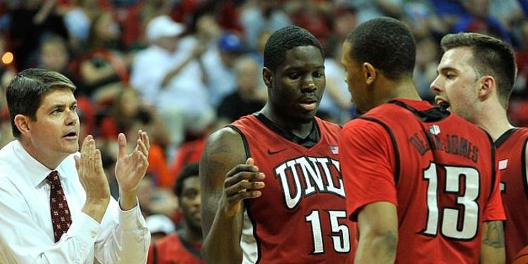 UNLV Rebels players