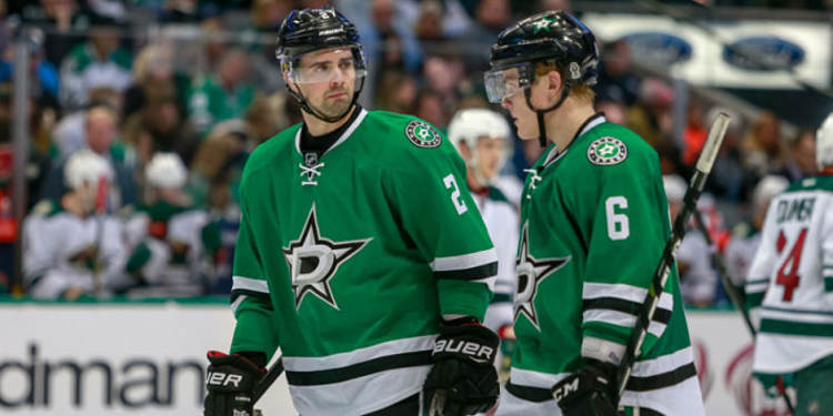 Dallas Stars players
