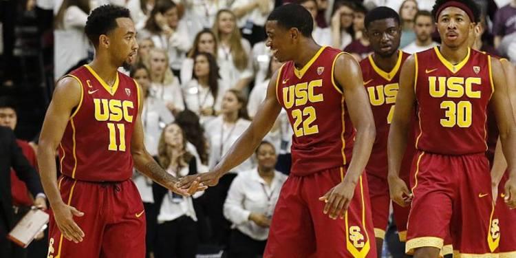 USC Trojans players