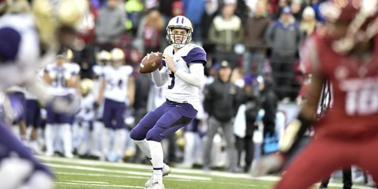 Washington Huskies QB