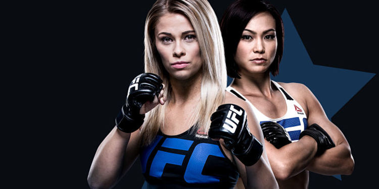 Paige Van Zant &  Michelle Waterson