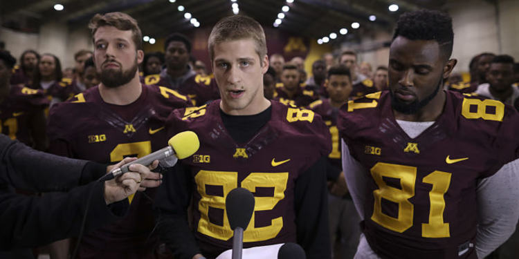 Minnesota Golden Gophers Press Conference