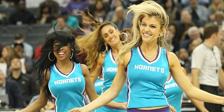 Hornets Cheerleaders