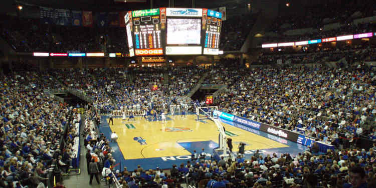Creighton Blue Jays Gym