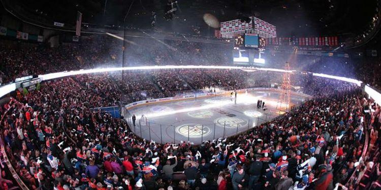 Edmonton Oilers Rexall Arena