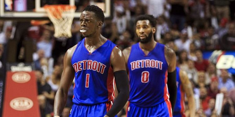 Detroit Pistons Players