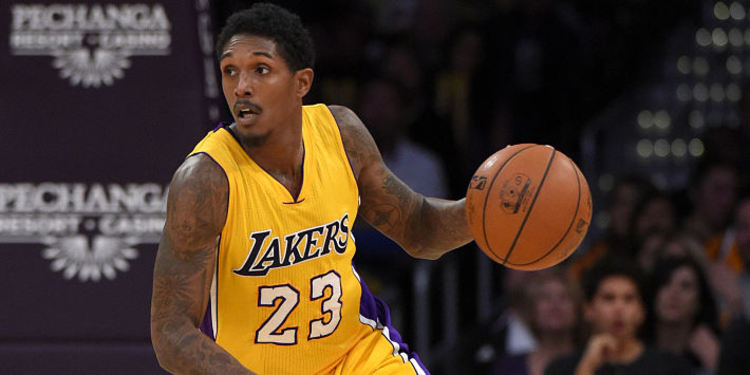 Lou Williams, From Los Angeles Lakers
