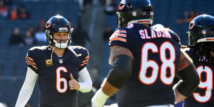 Chicago Bears players