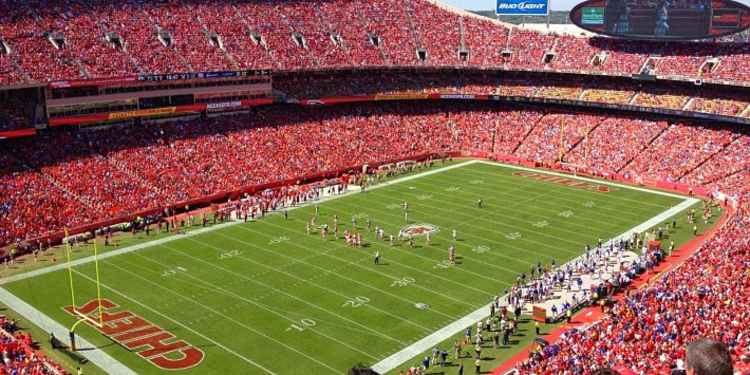 KC Chiefs Stadium