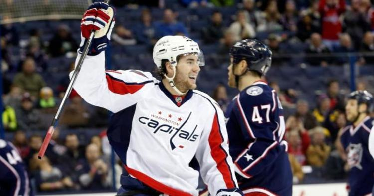 capitals blue jackets