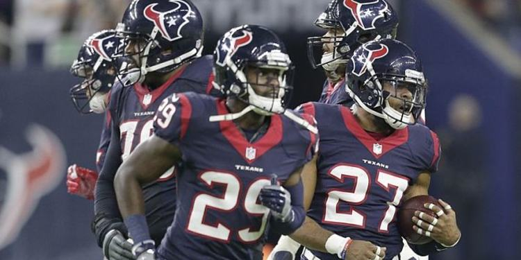 Houston Texans players