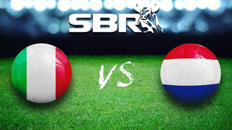 Italy vs  Netherlands Intl  Friendly Soccer Pick & Prediction