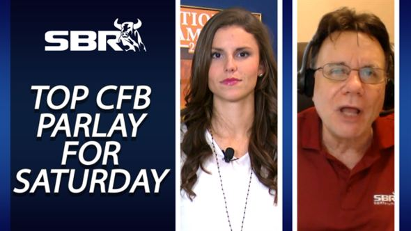 College Football Picks: Top Parlay for Saturday