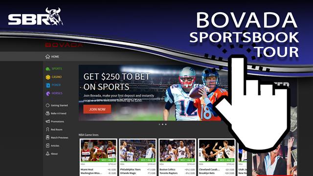 Bovada Sportsbook Review 2019 | Bovada Bonus, Sports and Casino
