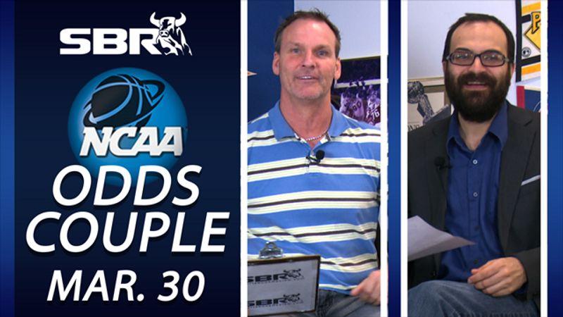 NCAA Basketball Odds Couple: Vegas 16 Tournament Picks For Wednesday