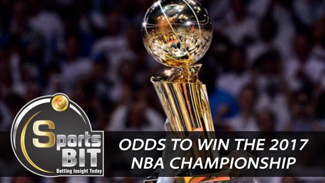 Odds to win the 2017 NBA Championship - SBR Video