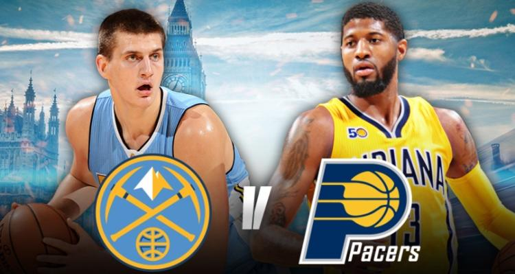 nuggets pacers