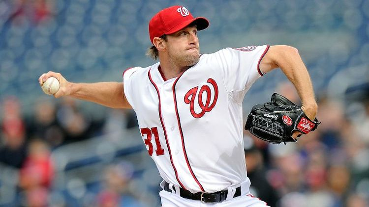 max scherzer nationals
