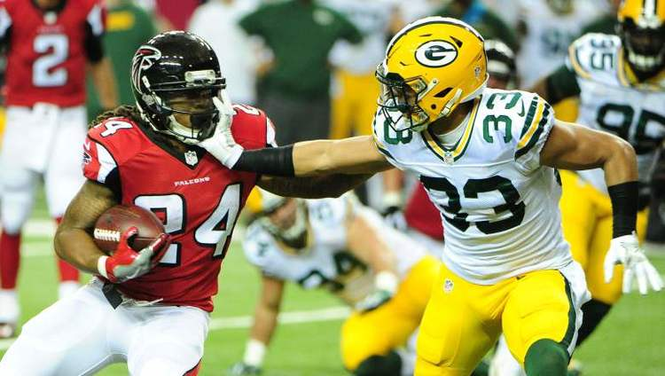 falcons packers