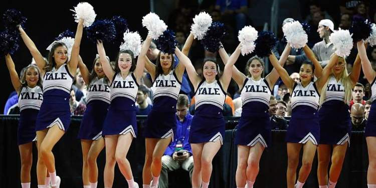 Yale Cheerleaders