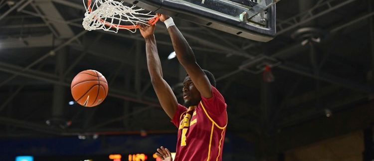 USC Trojans player in action