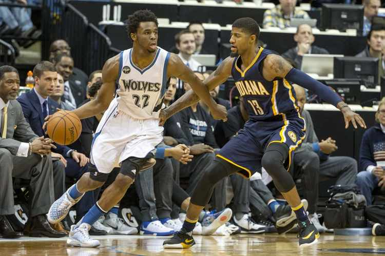 timberwolves pacers