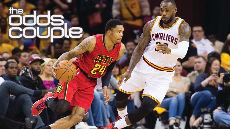 NBA Picks | The Odds Couple | Cashing Picks For Saturday's