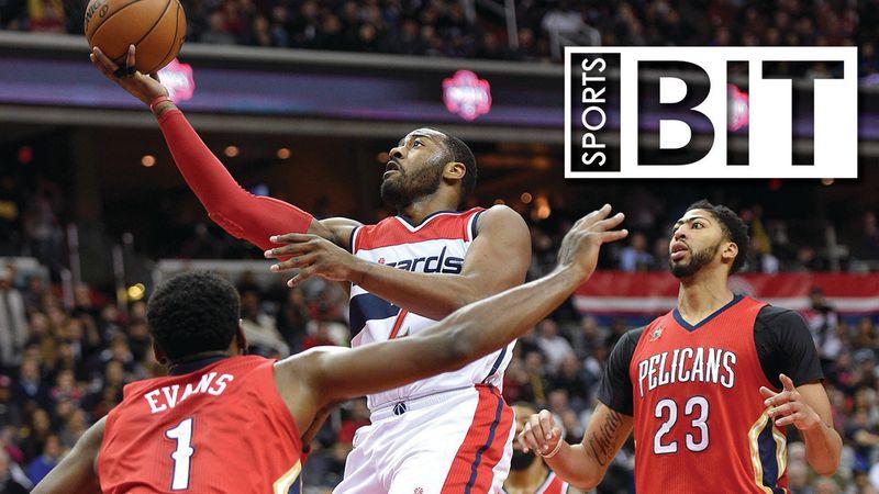 Sports BIT | Cleveland vs  Washington | NBA Picks - SBR Video