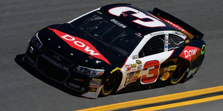 Austin Dillon Racecar