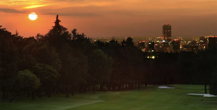 mexico city golf